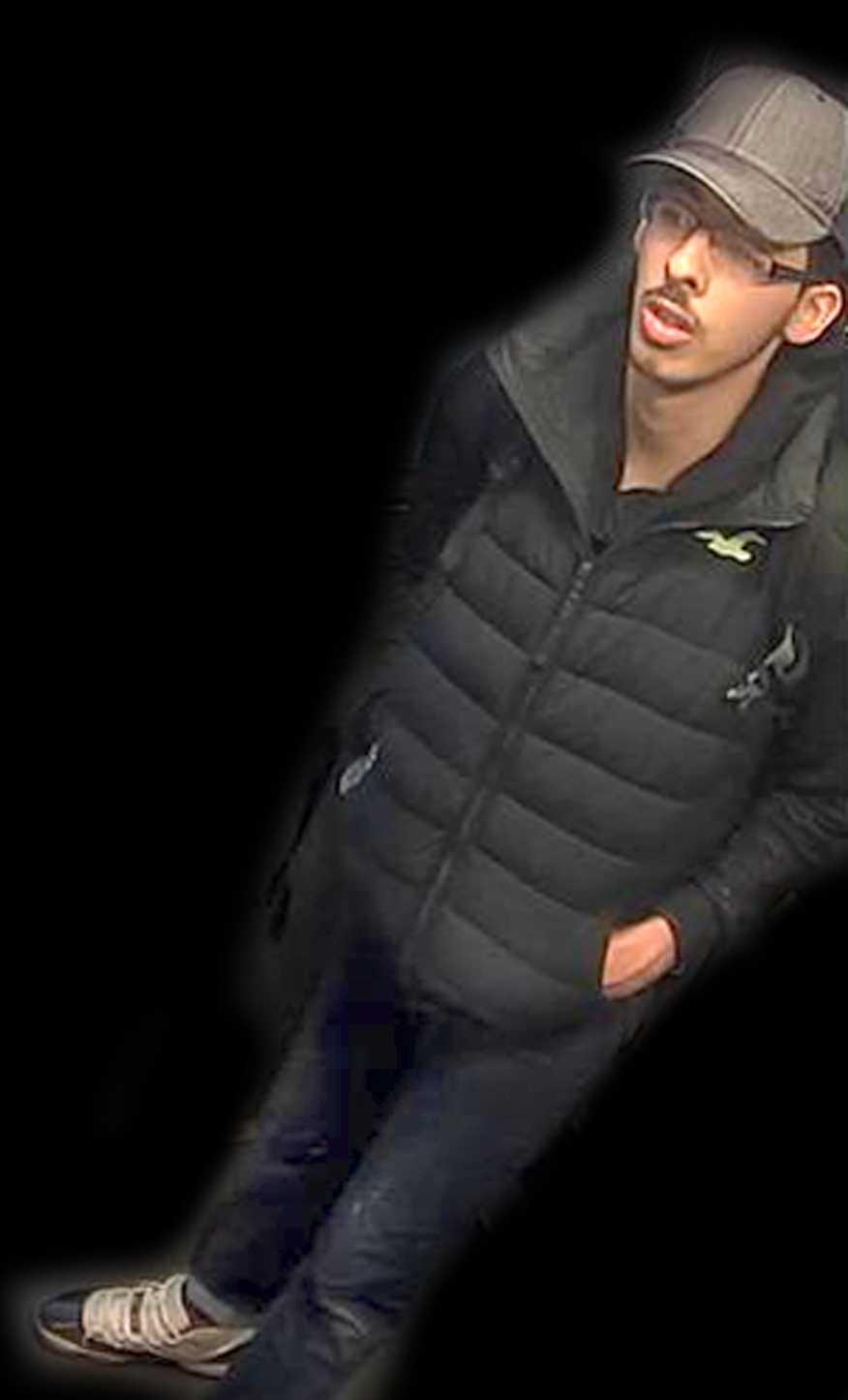 Terroristen Salman Abedi.