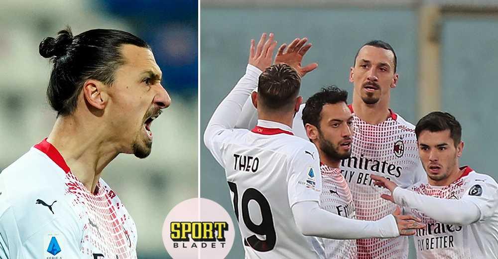 Zlatan historisk – äldste att lyckas