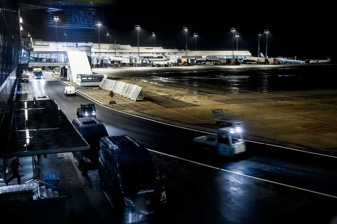 Enligt planen ska Arlanda få totalt fem landningsbanor, mot dagens tre.
