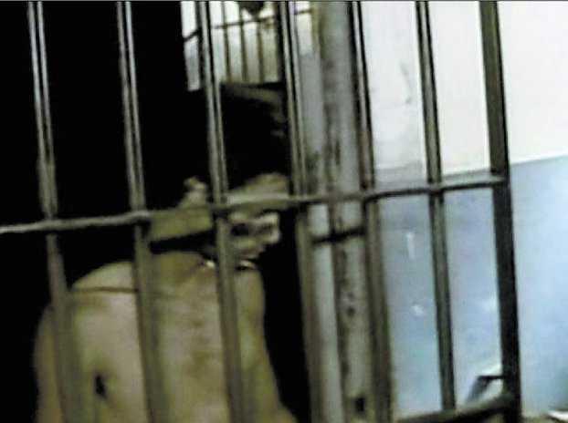 Flickans styvpappa misstänks ha förgripit sig på henne i flera år. Han sitter nu fängslad.