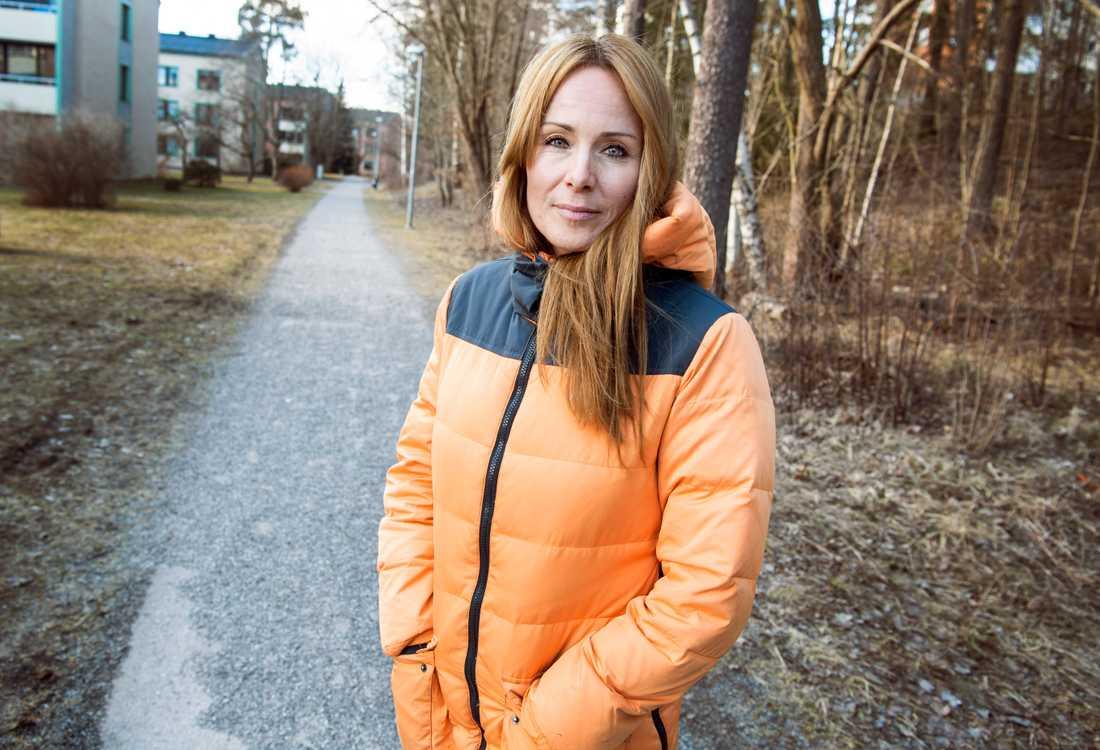 8e404aa35f48 Frida utsattes för våld: Krävs mod att lämna   Aftonbladet