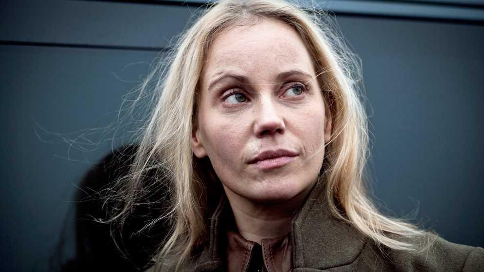 """Sofa Helins karaktär Saga Norén i """"Bron"""" har blivit omåttligt populär."""