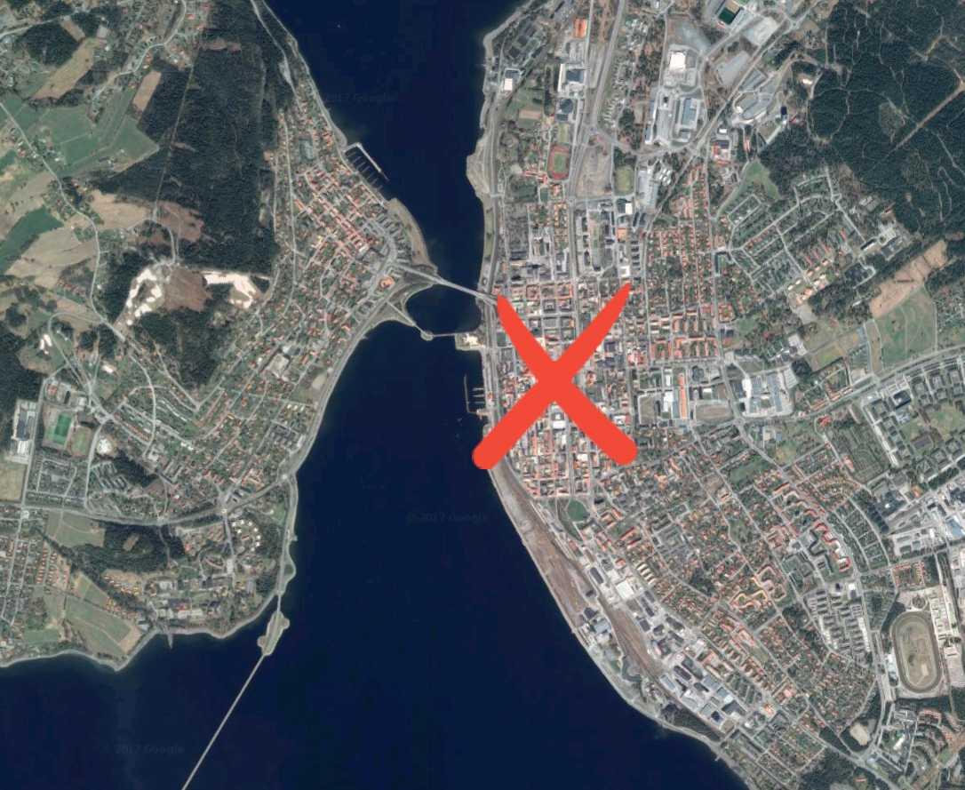 Våldtäkterna skedde i samma område i Östersund.