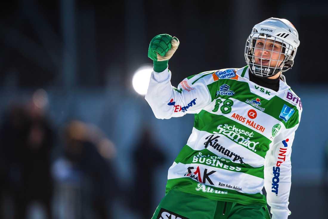 I dag jagar Matilda Plan SM-guld med Västerås i karriärens sista match.