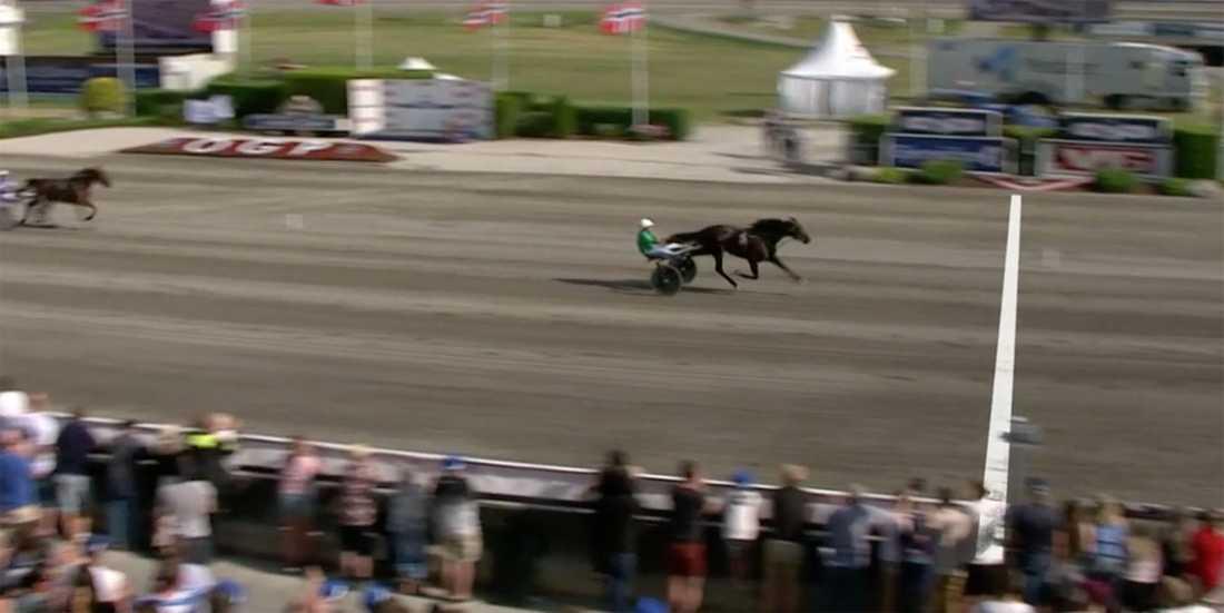 Italienska Urlo Dei Venti utklassade motståndarna i Oslo Grand Prix.
