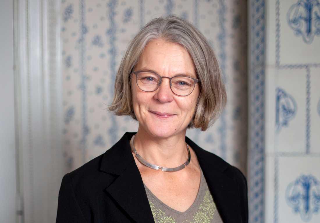 Anna Richert är matexpert på Världsnaturfonden WWF. För att äta hållbart förespråkar hon en varierad kost. Arkivbild.