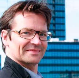 Finn Nørgaard, 55, dog i terrorattentatet.