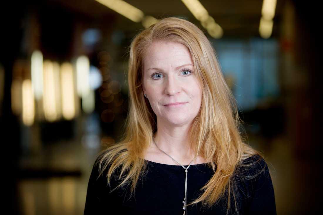 Sofia Klingberg är forskare vid Sahlgrenska akademin i Göteborg.