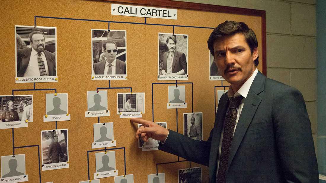 """Nya säsongen av """"Narcos"""" kretsar kring mexikanska Juarez-kartellen. Nu har en person som jobbar med inspelningen mördats."""