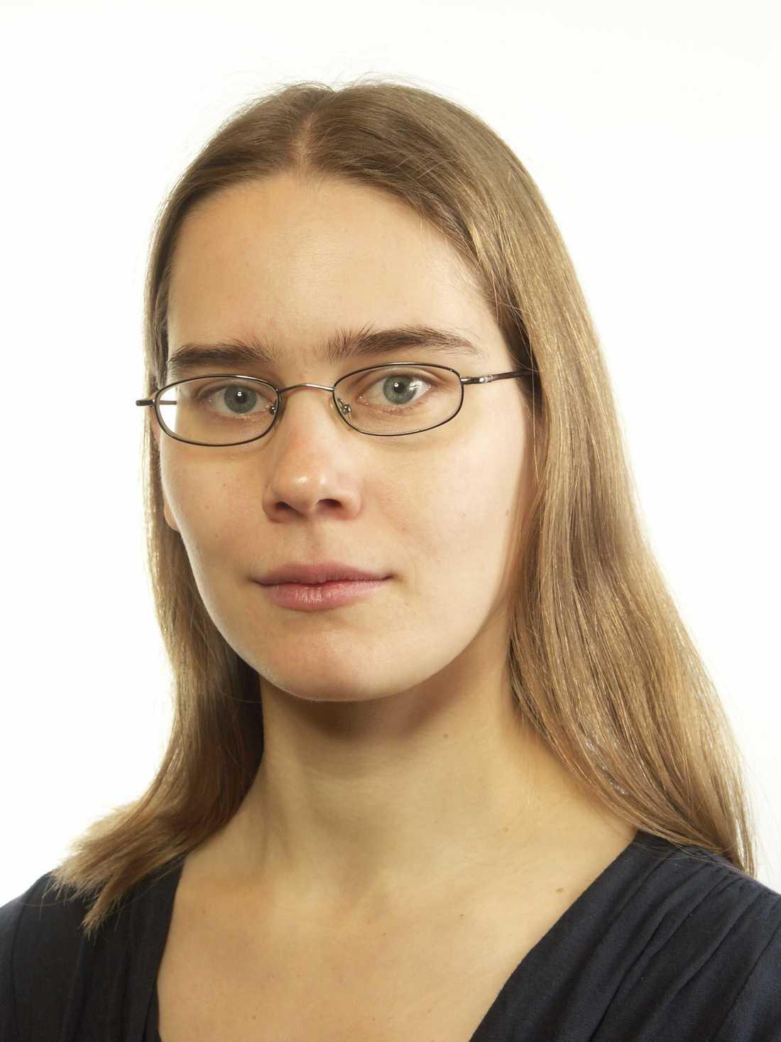Helena Leander, (MP), riksdagsledamot samt ledamot i Miljö- och jordbruksutskottet.