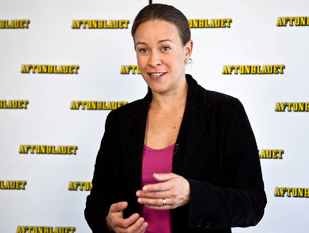 Maria Wetterstrand (MP).