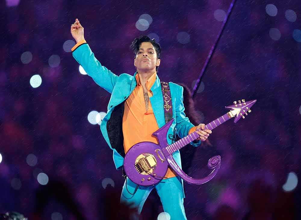 Prince blev 57 år gammal.