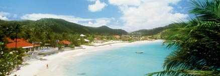 Saint Barthélemy i Karibien är ön för dem som vill ha mer av allting – och är beredda att betala för det. Särskilt trivsam är den lilla lyxiga semesterön för svenskar – här finns nämligen gott om spår efter vårt eget lands historia.