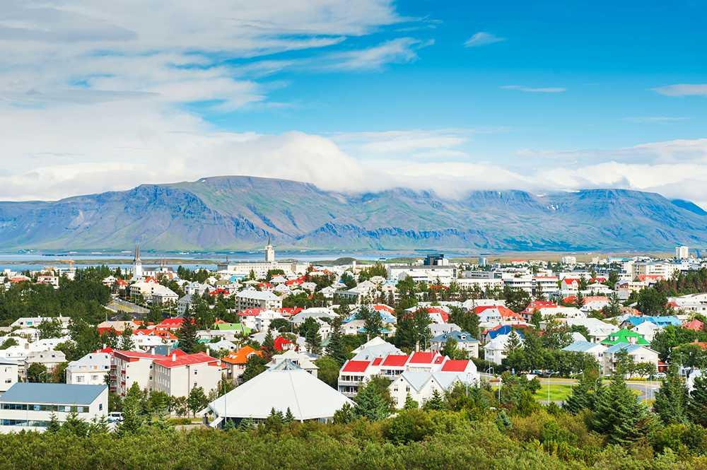Reykjavik och Island är ett sommarens stora bubblare som resmål.