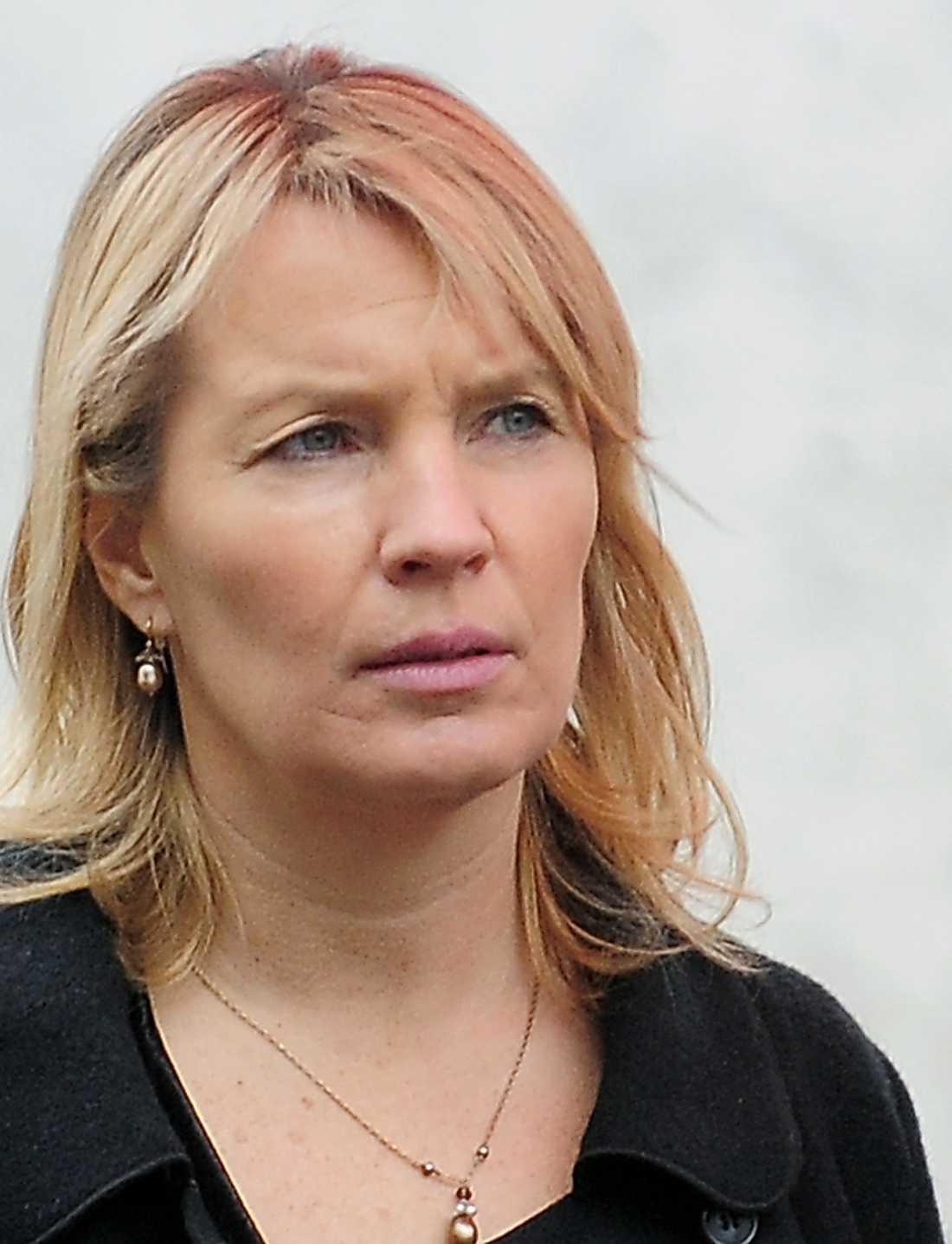 """""""Det är nästan olidligt att tänka på att det är barn inblandade"""", säger Danmarks utrikesminister Lene Espersen."""