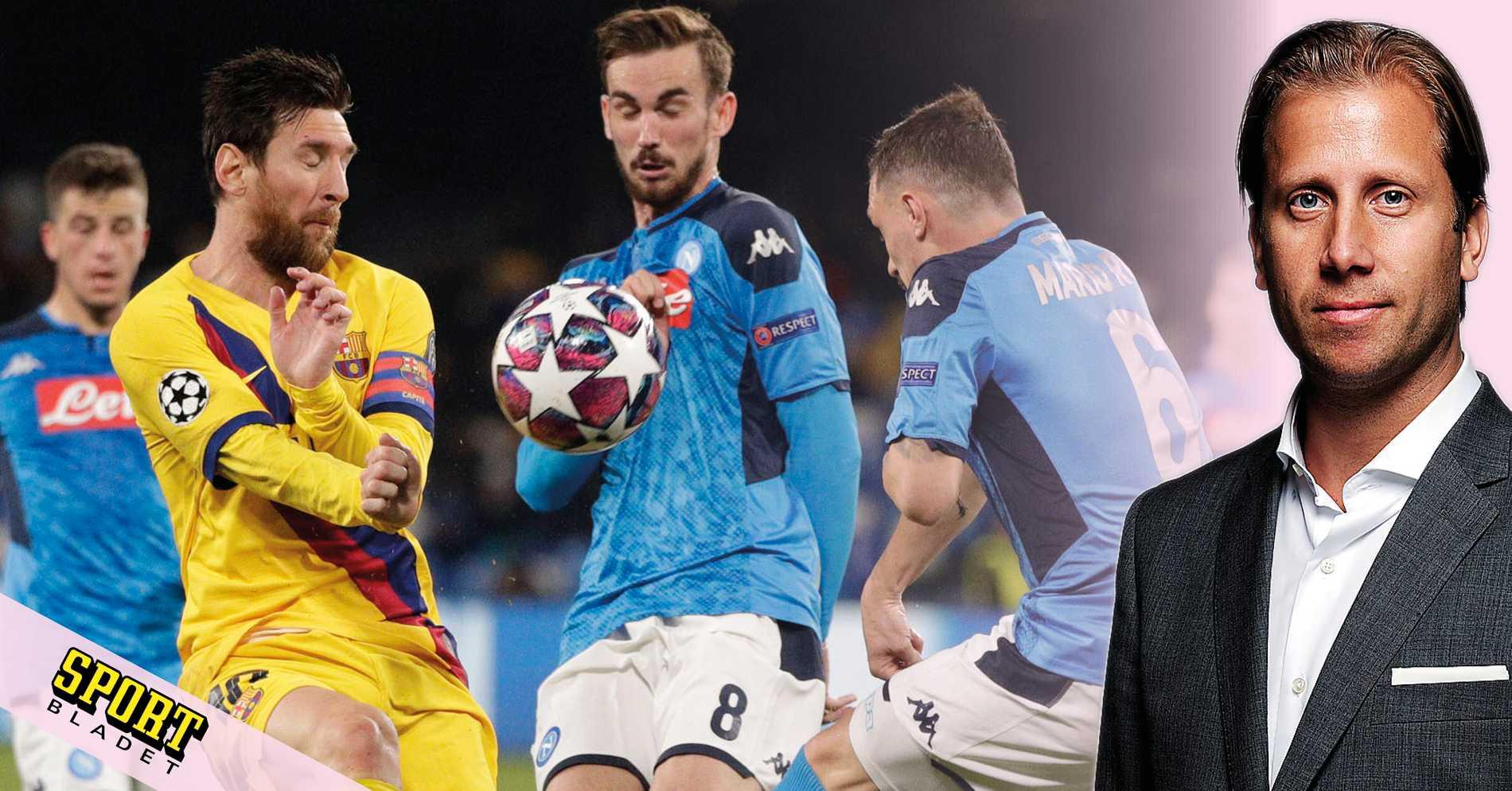 Bank: En kväll där Diego var bättre än Leo