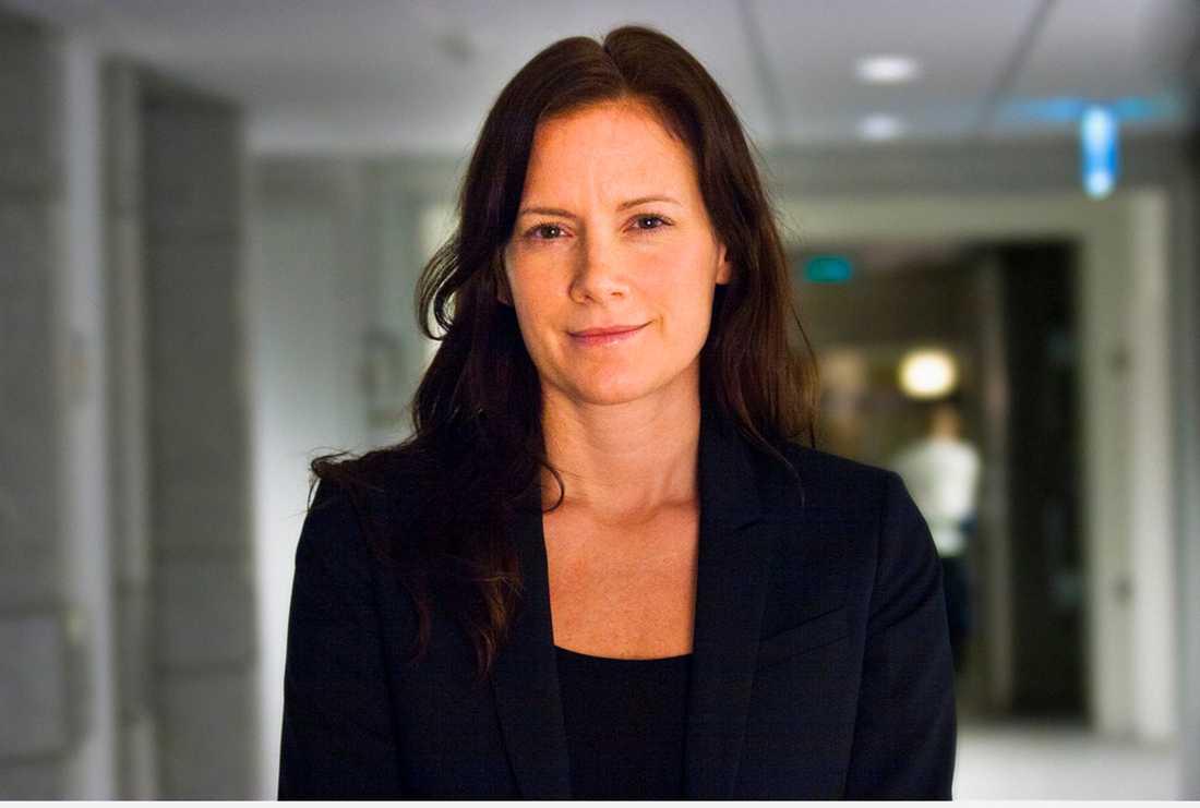 Anna Öster, chefsekonom på Länsförsäkringar.