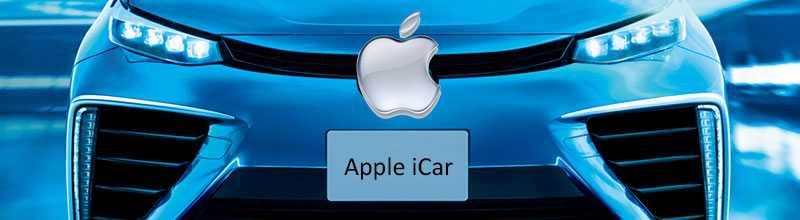 Nej, så här kommer nog inte Apple-bilen att se ut. Bilden är ett montage!