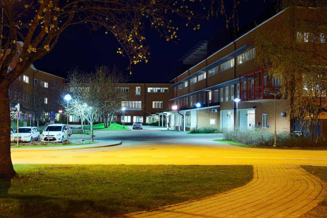 Vrinnevisjukhuset i Norrköping.