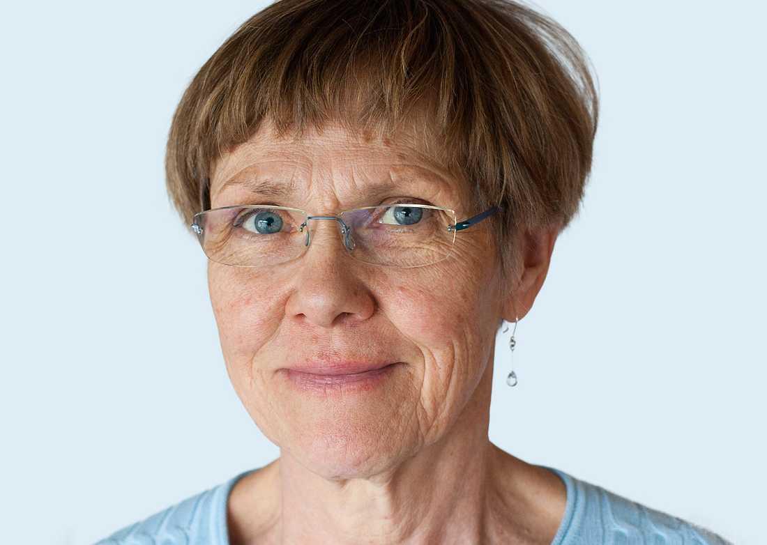 Margareta Norberg,  docent i allmänmedicin och epidemiologi vid Umeå universitet