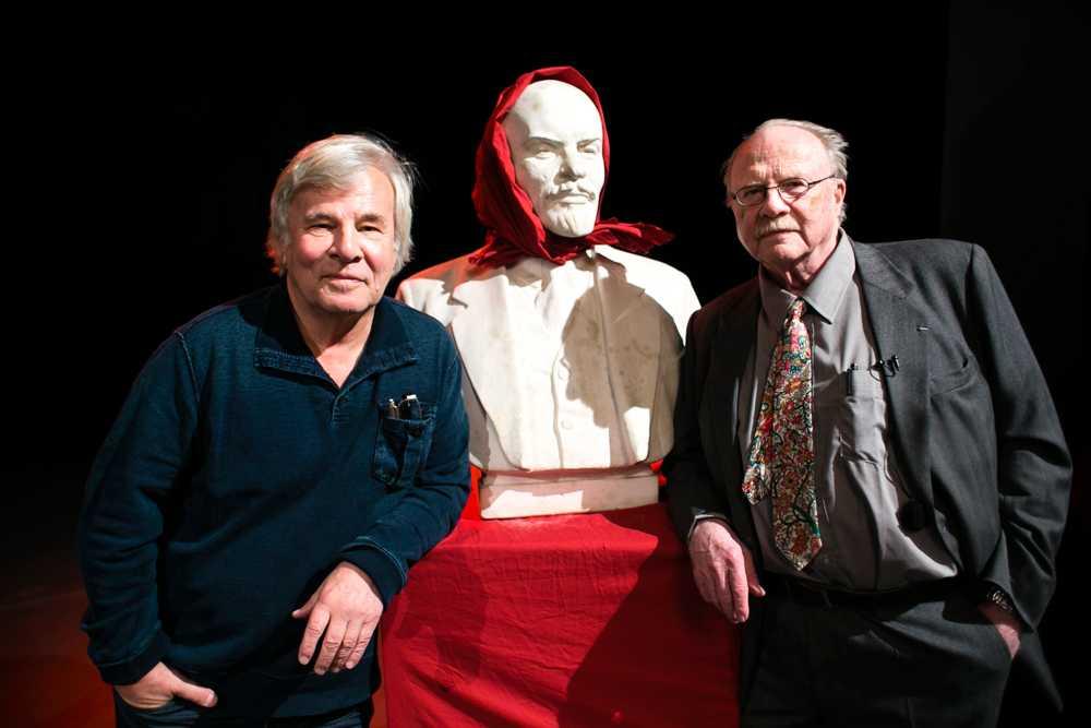 Jan Myrdalsällskapet delar ut Leninpriset till Jan Guillou.