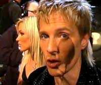 Fame fick inga poäng av svenska folket.
