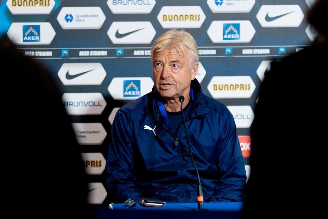 Arne Erlandsen tränade senast finländska KuPS, en klubb han lämnade vid årsskiftet.