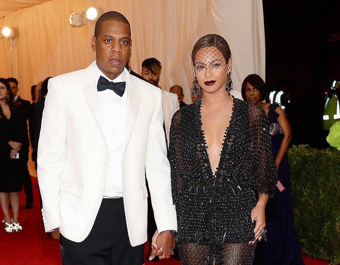 Jay-Z och Beyoncé försöker få ordning på äktenskapet.