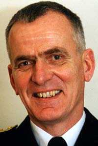 Förre överbefälhavaren Owe Wiktorin, i dag ordförande för jägarförbundet.