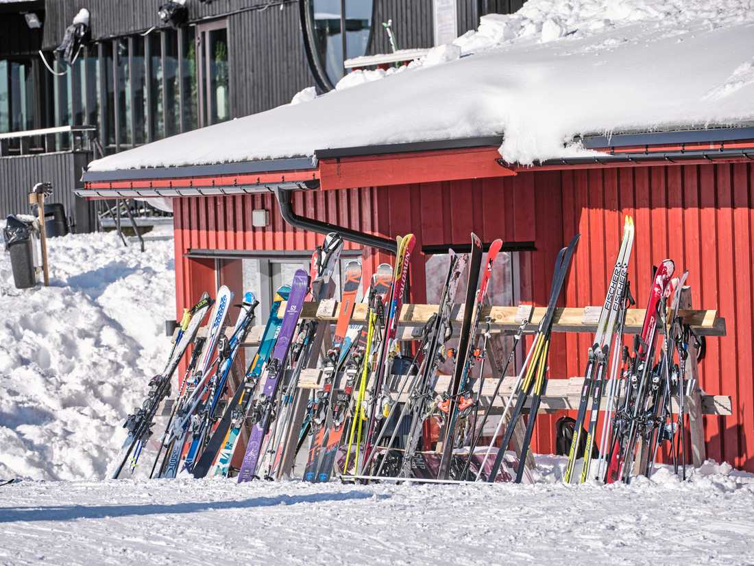 Verksamheten vid Skistars anläggning i Sälen väntas återgå till normalläge till helgen, enligt företaget. Arkivbild.