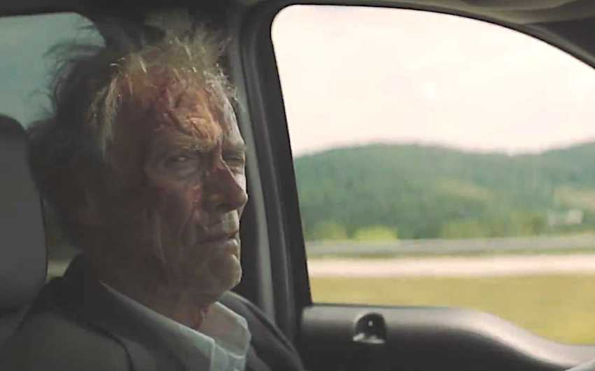 "Clint Eastwood i ""The mule""."