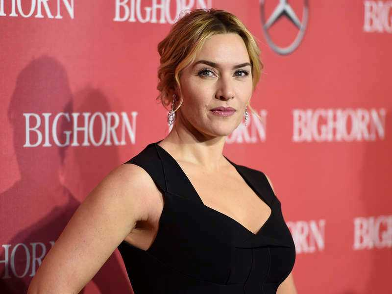 "Kate Winslet, ""Steve Jobs""."