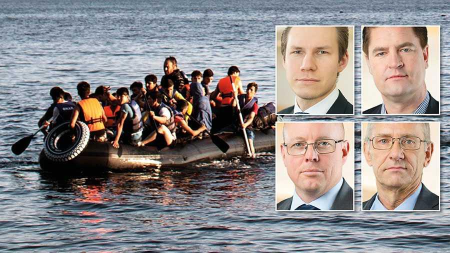 SD anser att bistånd ska gå till de länder som migrerande människor kommer från, det bidrar till minskade flyktingströmmar. Och villkora biståndet med återvändandeavtal, skriver Markus Wiechel, Oscar Sjöstedt, Björn Söder och Mats Nordberg.