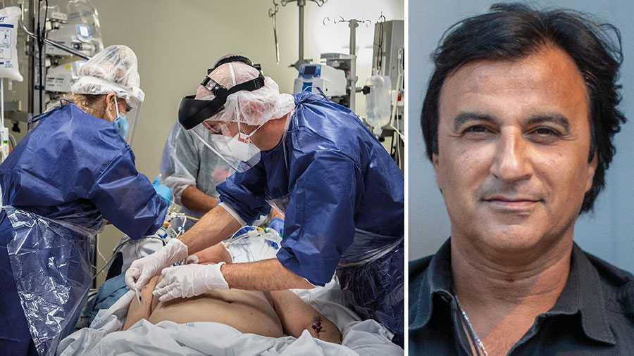 Utrikesfödda är överrepresenterade bland sjuka och döda av covid-19. Varför utreder inte myndigheterna detta djupare?Jag har mist 36 släktingar och bekanta till sjukdomen. De hade namn, ansikten och ett liv, skriver Nuri Kino.