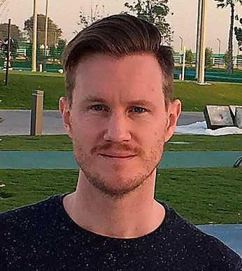 Sportbladets Oskar Månsson på plats i Dubai.