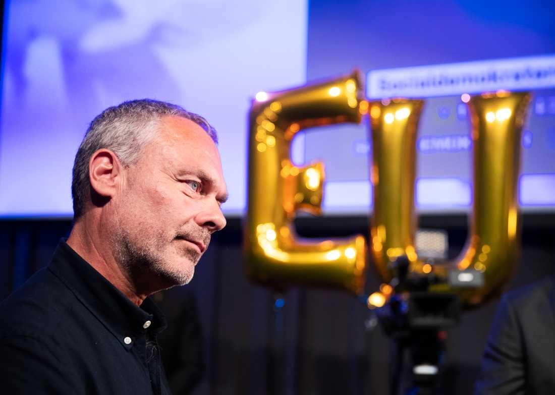 Jan Björklund har all anledning att vara besviken över valresultatet.
