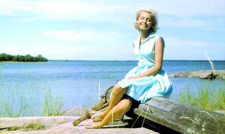 Malin på Saltkråkan spelad av Louise Edlind Friberg.