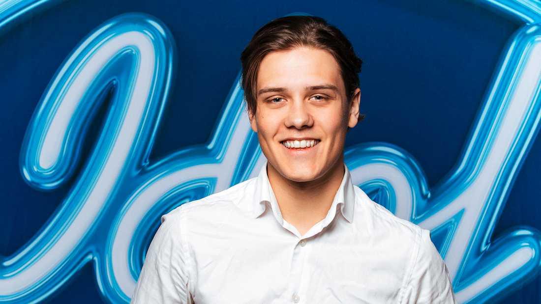 Hampus Israelsson, 20 år, Falun.