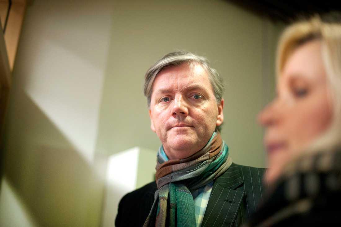 Victor Muller var vd för Saab mellan 2010 till konkursen 2011