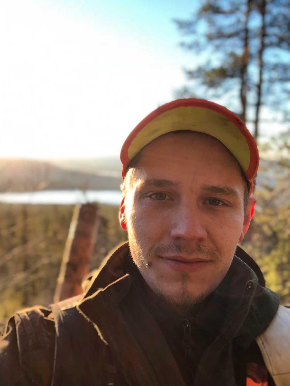 Björn Sjöstedt.