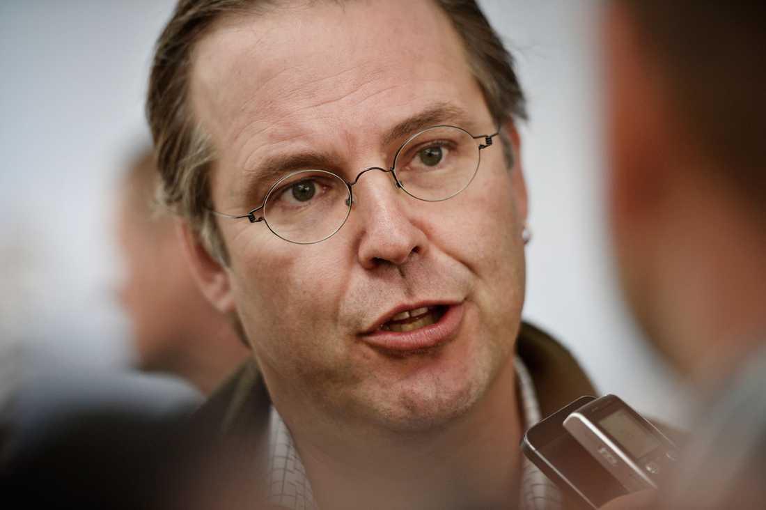 Finansminister Anders Borg (M).