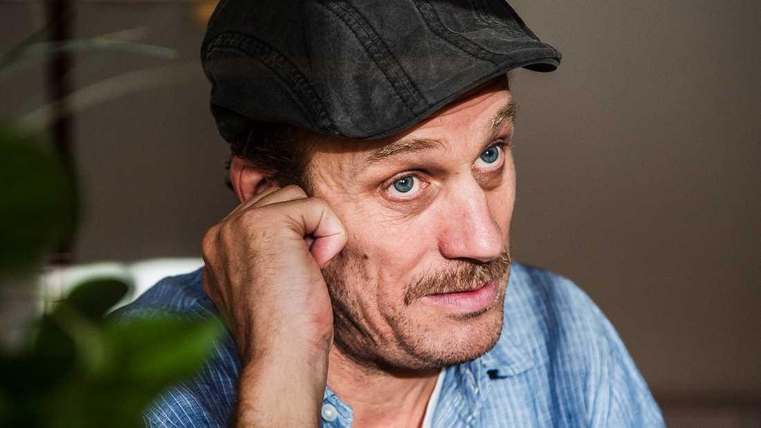 Jens Hultén.