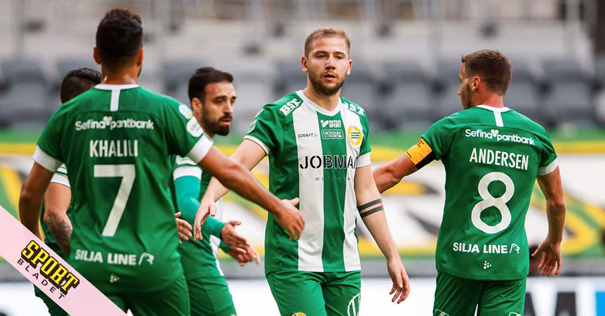 Avslöjar: Hammarbys derbyelva mot AIK