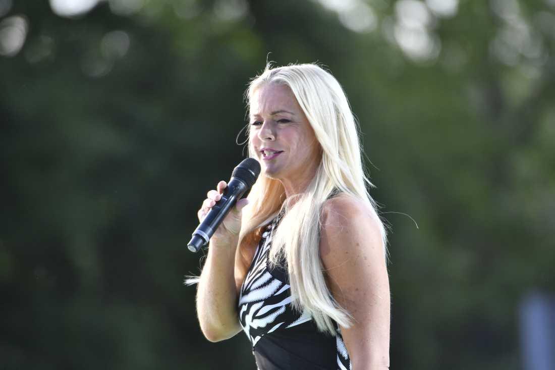Malena Ernman framträder i Dalhalla i sommar. Arkivbild.
