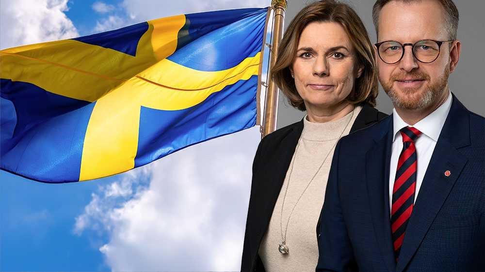 Vi behöver bygga ett starkare samhälle där Sverige har ett robust system för att säkerställa tillgången, distributionen och fördelningen av samhällsviktiga varor och tjänster inför framtida krissituationer eller i värsta fall krig, skriver inrikesminister Mikael Damberg (S), och miljö- och klimatminister Isabella Lövin (MP).