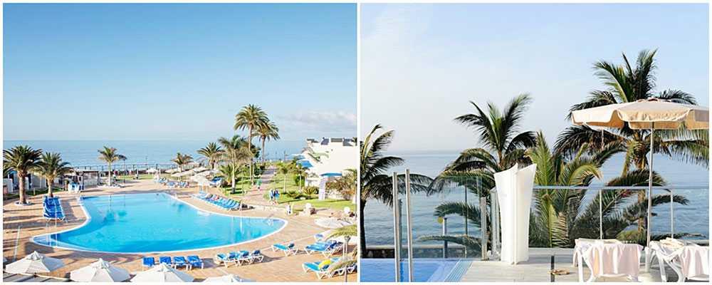 Family Life Playa Feliz har modernt designade lägenheter nära havet. Riu Gran Canaria har flera poolområden och ett bra läge nära havet.