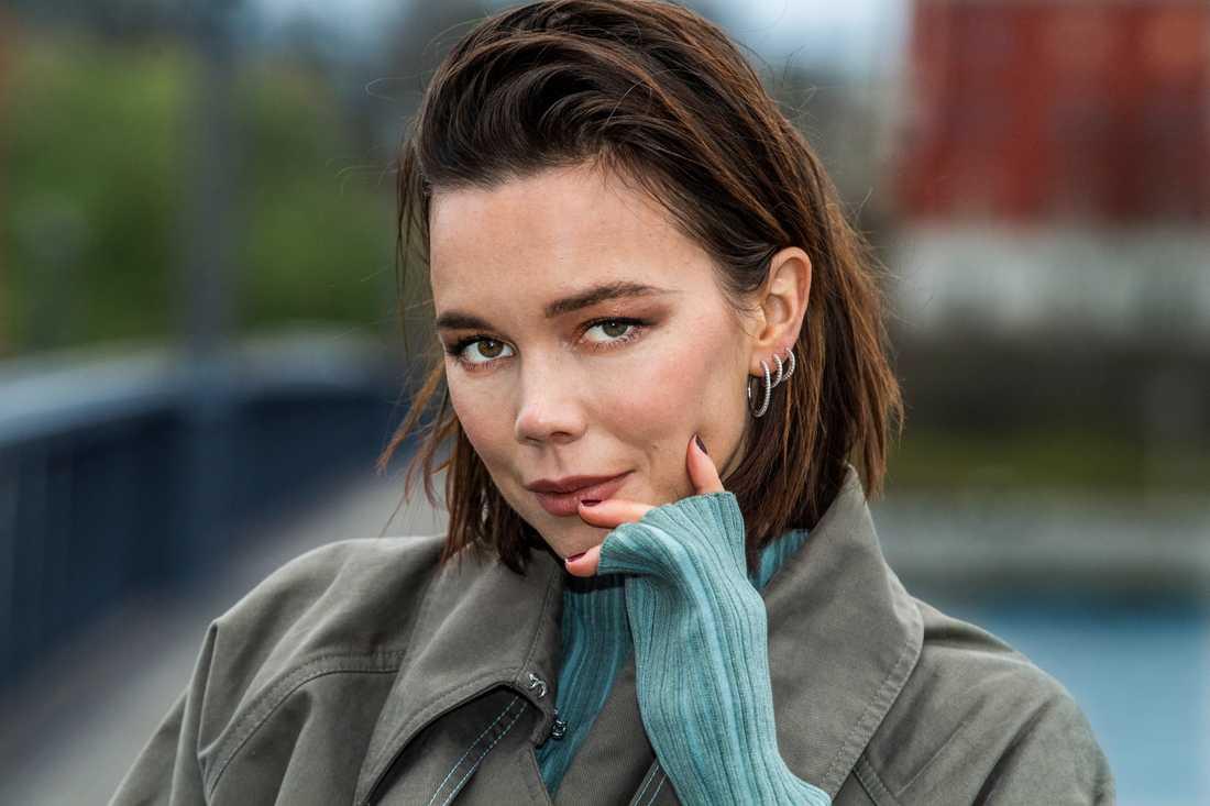 """Hedda Stiernstedt är ett av nytillskotten i andra säsongen av """"Beforeigners"""". Arkivbild."""