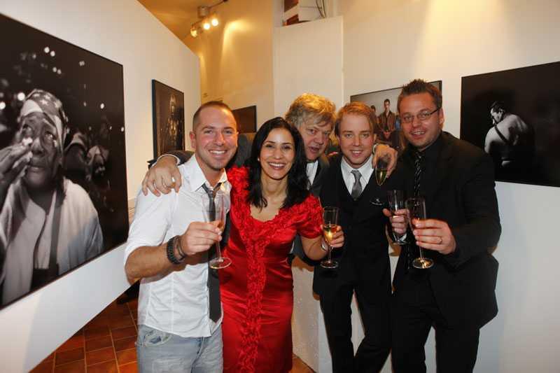 Aftonbladets prisade fotografer: Magnus Wennman, Sanna Sjöswärd, Urban Andersson, Andreas Bardell och Pontus Höök.