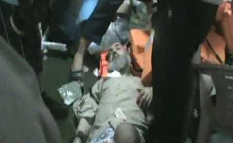 De israeliska soldaterna stormade Ship to Gaza. Minst nio personer dog i räden.