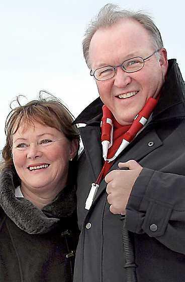 - Vi har letat länge efter ett ställe i Sörmland som passar oss. Nu har vi hittat vår gård, säger Göran Persson.
